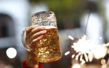 «Η μπίρα δεν μπορεί να διαφημίζεται πλέον ως ωφέλιμη για την υγεία»