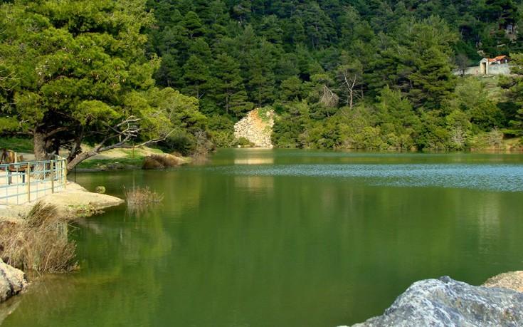 Λίμνη Μπελέτσι, ένας άγνωστος παράδεισος δίπλα από την Αθήνα