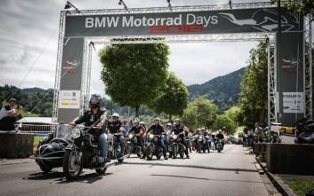 Η 16η Συνάθροιση BMW Motorrad Days