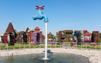 Εντυπωσιακοί κήποι-έργα τέχνης σε όλο τον κόσμο