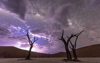 Η ακαταμάχητη σαγήνη του νυχτερινού ουρανού