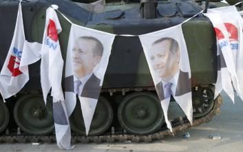 Εκκαθαρίσεων συνέχεια στην Τουρκία για διασυνδέσεις με τον Γκιουλέν