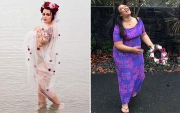 Γυναίκες με δύναμη κι αυτοπεποίθηση γίνονται μοντέλα εταιρείας ρούχων