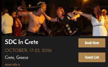 Μερόνυχτα οργίων και χλιδής με ανταλλαγή συντρόφων στην Κρήτη