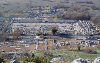 Στους πέντε διασημότερους προσκυνηματικούς τόπους ο αρχαιολογικός χώρος Φιλίππων