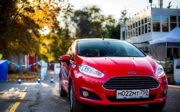 Η εφαρμογή της Ford που υπολογίζει την οδική συμπεριφορά των οδηγών