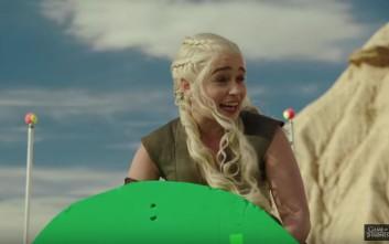 Η αστεία πλευρά του Game of Thrones