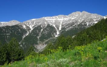 Ορειβάτης άφησε την τελευταία του πνοή στον Όλυμπο