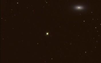 Τεράστια μαύρη τρύπα «ψεκάζει» ολόγυρα κρύα και όχι καυτά αέρια
