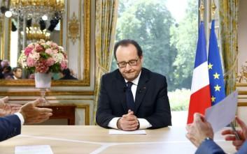 Φρανσουά Ολάντ, ένας πρόεδρος που ήθελε να είναι «νορμάλ»