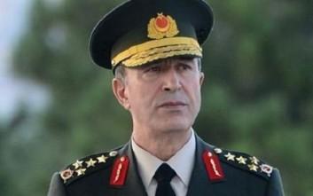στρατηγός Χουλουσί Ακάρ
