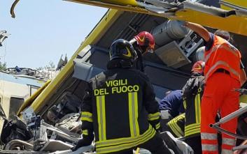 Υπουργός Μεταφορών Ιταλίας: Ο απολογισμός των θυμάτων δεν έχει ακόμη οριστικοποιηθεί
