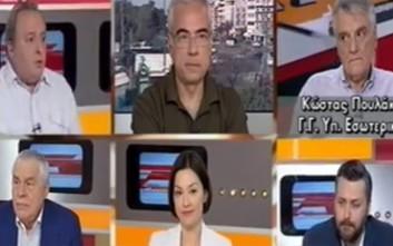 Ξέσπασε ο Δημήτρης Καμπουράκης: Διάλειμμα το κέρατό μου, διάλειμμα