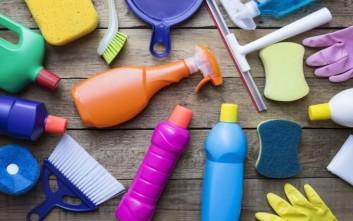 Καθαρίστε όλο το σπίτι στο μισό χρόνο βάζοντας τρεις κανόνες