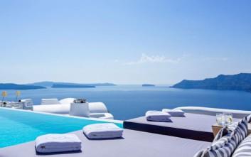 Τα καλύτερα resort hotels στην Ελλάδα σύμφωνα με το Travel & Leisure