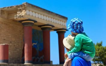 Οι καλύτεροι ελληνικοί προορισμοί για οικογενειακές διακοπές σύμφωνα με την Telegraph