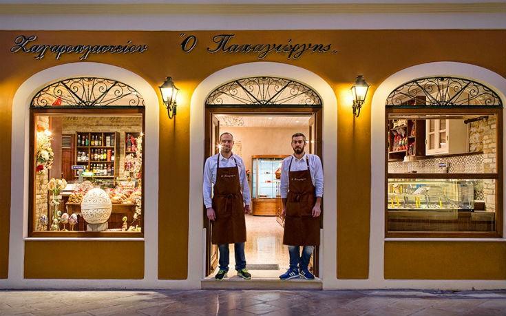 Τα γλυκά Παπαγιώργης από την Κέρκυρα μπαίνουν σε όλα τα ελληνικά σπίτια