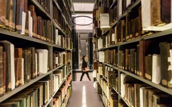 Η παλαιότερη και μεγαλύτερη βιβλιοθήκη της Κωνσταντινούπολης
