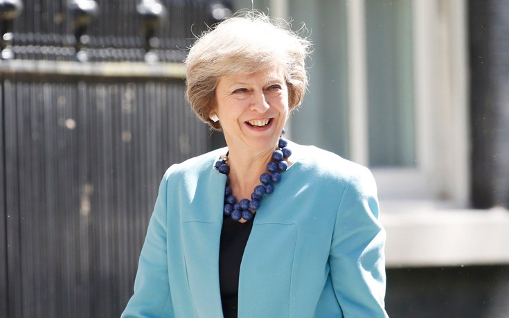 The Telegraph: Δε θα λείψει σε κανέναν η Τερέζα Μέι
