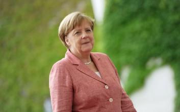 Μέρκελ: Ο Μακρόν διεξήγαγε μια θαρραλέα φιλοευρωπαϊκή εκστρατεία