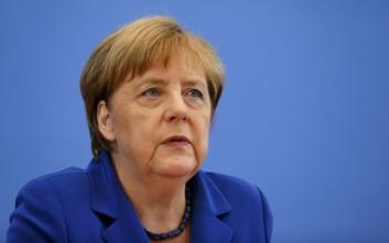 Μέρκελ: Ο ριζοσπαστικός ισλαμισμός έχει φθάσει στην Γερμανία