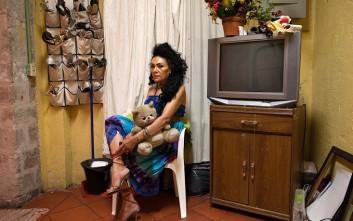 Μια μέρα στο γηροκομείο των «εργατριών του σεξ» στο Μεξικό