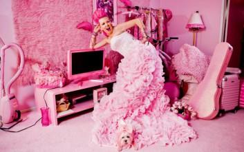 Αυτό είναι το πιο... ροζ άτομο του κόσμου!