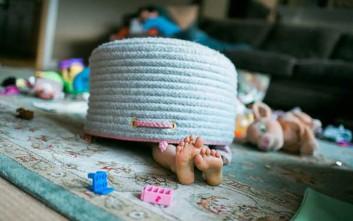 Η καθημερινότητα των γονιών μέσα από φωτογραφίες