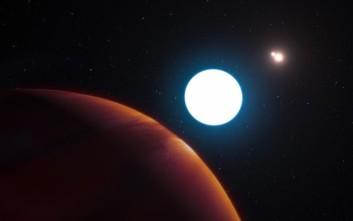 Γιγάντιος εξωπλανήτης έχει τρεις ήλιους και έτος τεράστιας διάρκειας