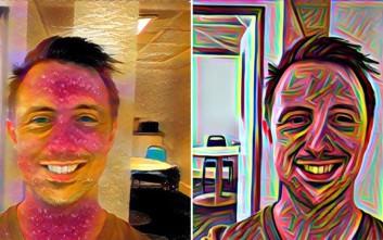 Η νέα εφαρμογή που μετατρέπει τις selfies σε τρελά πορτραίτα