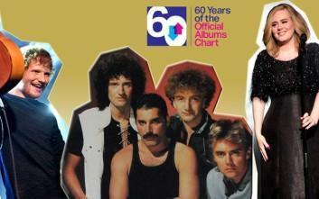 Πρώτο σε πωλήσεις το Greatest Hits των Queen στη Βρετανία