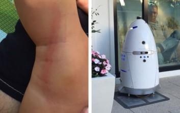 Ρομπότ κατηγορείται ότι «επιτέθηκε» σε αγοράκι 16 μηνών