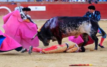 Πρώτος θάνατος ταυρομάχου εδώ και 30 χρόνια στις ισπανικές αρένες