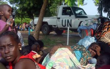 Εμπάργκο όπλων επιβλήθηκε από τον ΟΗΕ στο Νότιο Σουδάν