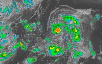 Η Ταϊβάν προετοιμάζεται για την επέλαση ενός σούπερ-τυφώνα