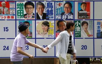 Το Τόκιο εκλέγει νέο κυβερνήτη