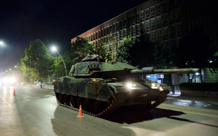Διαψεύδεται η κράτηση των τούρκων κομάντος από την ΕΥΠ