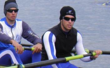 Ο αθλητής της κωπηλασίας Γιάννης Τσίλης αναχωρεί για το Ρίο
