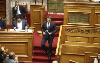 Πύρρειος νίκη Τσίπρα για τον εκλογικό νόμο