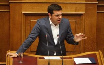 Εκλογή Προέδρου Δημοκρατίας από το λαό σε περίπτωση αδυναμίας της Βουλής θα προτείνει ο Τσίπρας