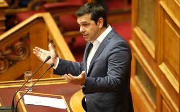 «Η κυβέρνηση Τσίπρα επιχειρεί αναδιοργάνωση του τηλεοπτικού τοπίου»