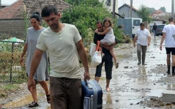 Ελληνική βοήθεια στην ΠΓΔΜ για την αντιμετώπιση των καταστροφών από τις πλημμύρες