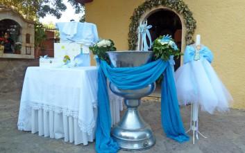 Απαγόρευσαν σε νονά να βαφτίσει επειδή παντρεύτηκε με πολιτικό γάμο