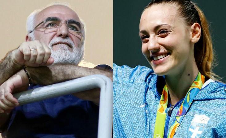 Σαββίδης: Πρέπει να στηρίξουμε την Άννα Κορακάκη!