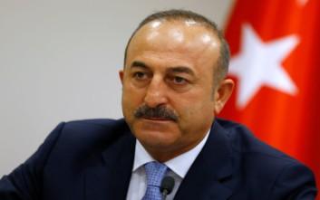 Πυρά Τσαβούσογλου στην Ε.Ε. ότι ταπεινώνει την Τουρκία