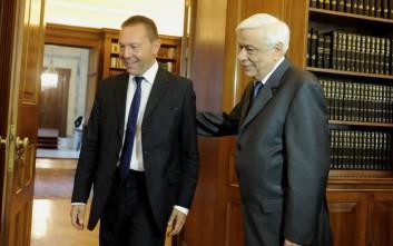 Στουρνάρας: Θετικές οι εξελίξεις για την Ελλάδα