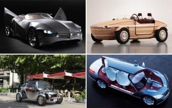 Αυτοκίνητα που διαφέρουν από τα συνηθισμένα τετράτροχα