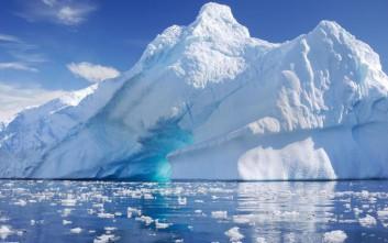 Η παγωμένη ήπειρος χάνει 219 δισεκατομμύρια τόνους πάγο τον χρόνο