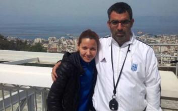 Χωρίς τον προπονητή της στο Ρίο η Σοφία Ρήγα για... 1.200 ευρώ