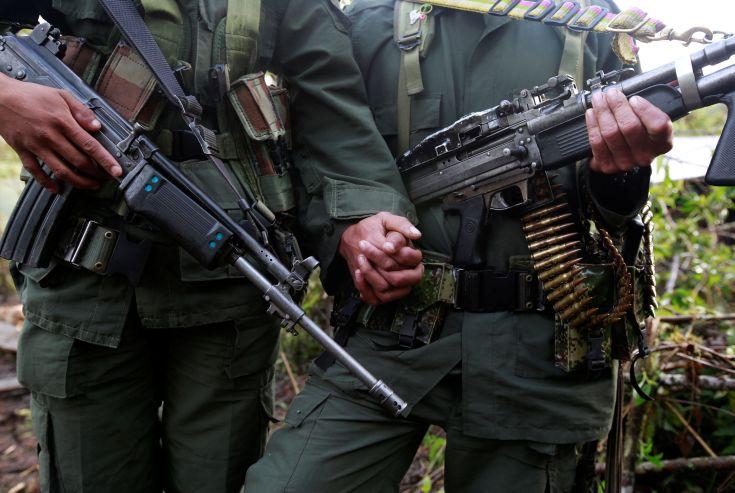 Ομαδική δολοφονία στην Κολομβία